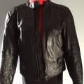 Manteau de cuir pour moto!!